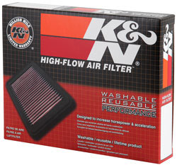 Das 33-5045-Luftfilter kommt bereits geölt und ist direkt aus der Box fertig für die Installation.