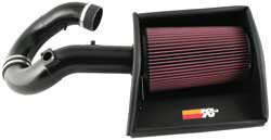 K&N Air Intake for GMC TopKick & Chevy Kodiac CK4500/CK5500