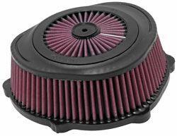 K&N Motocross Air Filter KA-2506XD for Kawasaki KX250F & KX450F