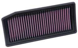 33-3007 K&N Ersatz Luftfilter für Renault Clio & Dacia Sandero