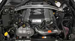 2015-2016 Ford Mustang GT 5.0 Motorraum
