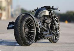 Thunderbike Customs bauen in Hamminkeln, Deutschland