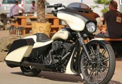 Thunderbike Customs Bagger gebaut in Hamminkeln, Deutschland