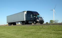 Das Fahrerhaus eines LKWs ist, wo der Fahrer isst, schläft und arbeitet. Es sollte die sauberste Luft habe, die möglich ist.