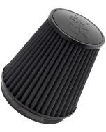 RU-3101HBK K&N Universal Clamp-On Air Filter