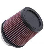 RU-4990 K&N Universal Clamp-On Air Filter