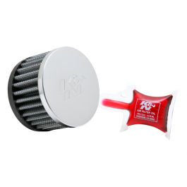 RC-0840 K&N Universal Clamp-On Air Filter