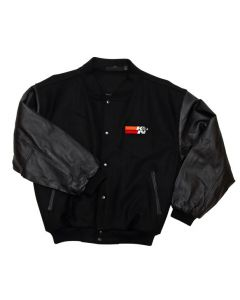 88-11958-3XL Wool & Leather Jacket - Special Order