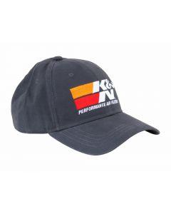 88-12082 K&N Hat; K&N Performance, Gray - One Size
