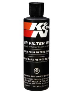 99-0533 K&N Air Filter Oil - 8oz Squeeze