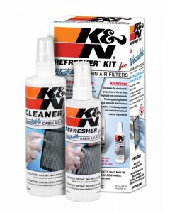 99-6000 K&N Cabin Filter Cleaning Care Kit