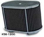 Custom Air Filter 56-1200 for Weber Carburetor