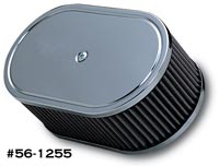 Custom Air Filter for Solex 40 P11 - Porsche 912