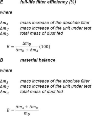 Efficiency Formulas 2